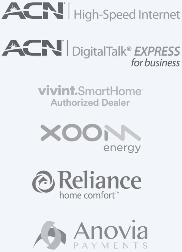 Business Services Partner Logos